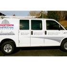 Rebranding – Van Passenger Side